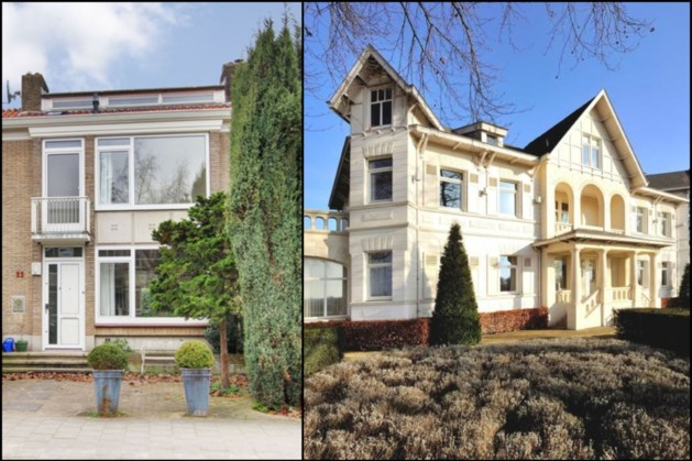 Doodnormaal rijtjeshuis Amsterdam even duur als monumentale villa in Swalmen
