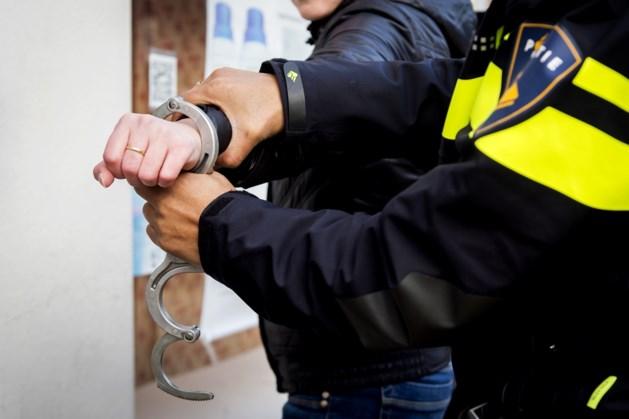 Worsteling tussen vluchtende bromfietser en agent: omstanders schieten te hulp