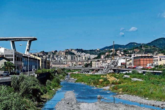 Drama Morandi-brug: Genua staat vandaag heel even stil