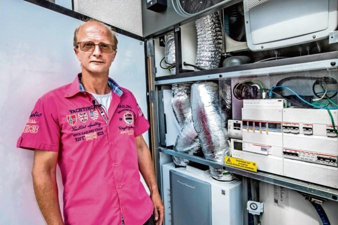 Knallende koppijn in een duurzaam CO2-neutraal huis