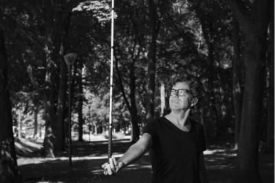 Weerter 'gigolo': ik deed soms overdreven gehandicapt met m'n blindenstok