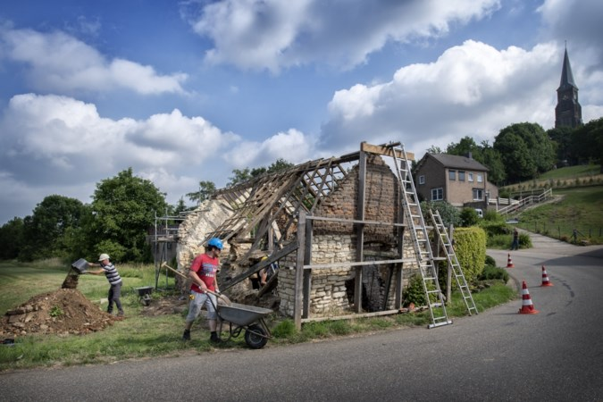 Heemkundevereniging hoopt nog dit jaar eerste vlaai te bakken in gerenoveerd bakhuis