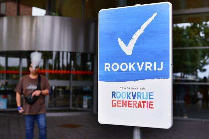 Rookverbod rond Zuyderland-ziekenhuizen blijkt niet voor iedereen duidelijk te zijn