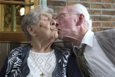 Een dansje op de kermis in Limbricht leidt tot 75-jarig huwelijk