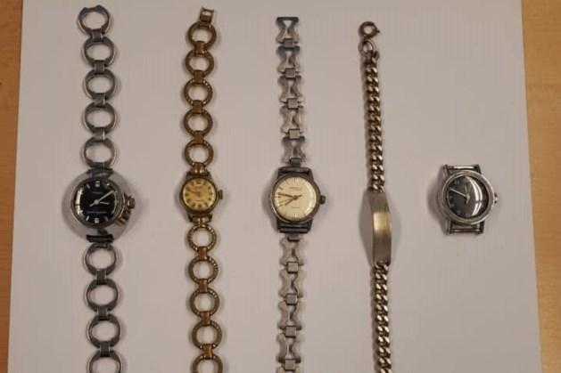 Wie herkent zijn gestolen sieraden?