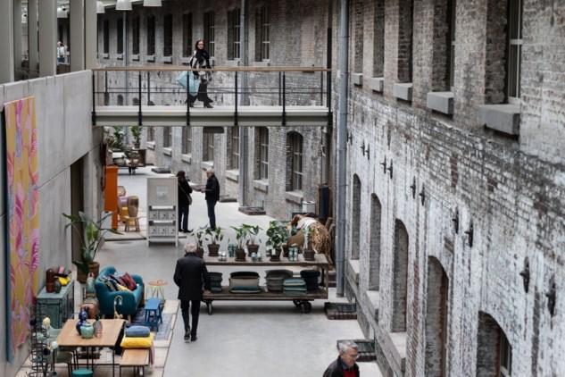 Loods 5 Bureaustoel.Moeizame Start Van Woonwarenhuis Loods 5 In Maastricht De