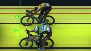 Bennett na fotofinish wéér te sterk voor Groenewegen in de sprint
