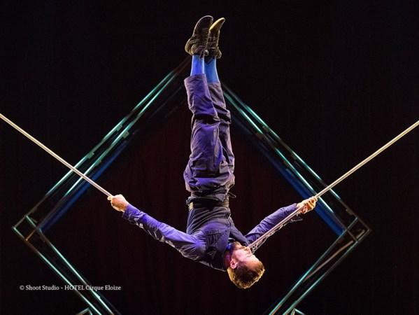 Win 2 vrijkaarten Cirque Eloize