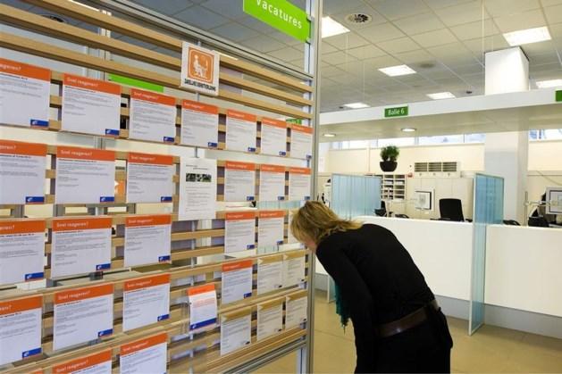 Aantal Limburgse werklozen licht gedaald