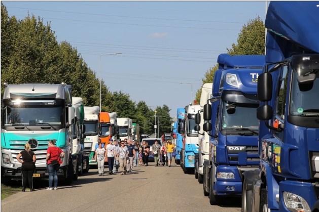 Truckrun Weert klaar voor startschot