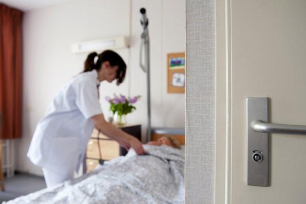 Hulpverleners mogen onwillige patiënt thuis vastbinden