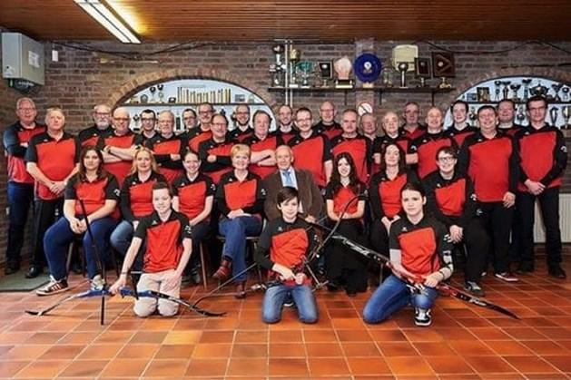 Handboogschutterij Sint Hubert bestaat 125 jaar