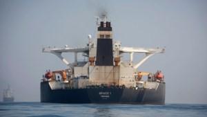 Gibraltar laat Iraanse supertanker na anderhalve maand gaan