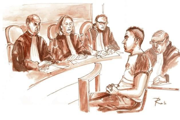 Ex-pooier Armin A. veroordeeld tot 30 maanden cel en tbs