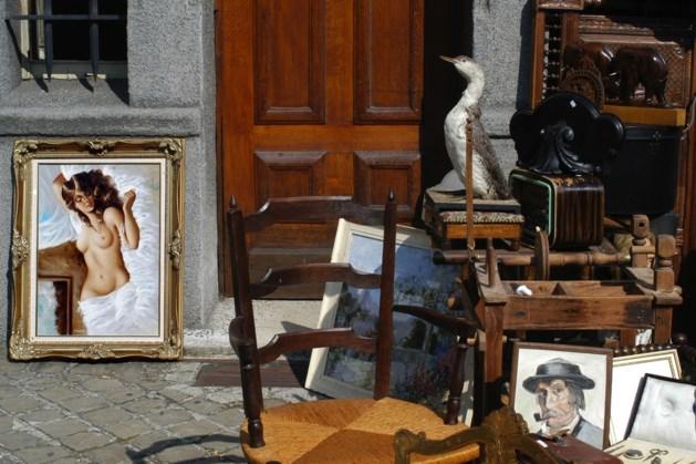 Scouting Sint Tarcisius houdt rommelmarkt