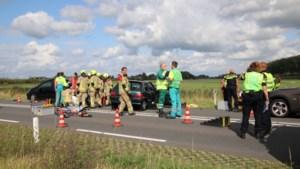 Zestien gewonden bij ernstig ongeluk in Zeeland