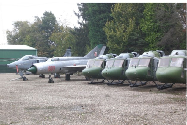 VVV-rondleiding bij PS Aero
