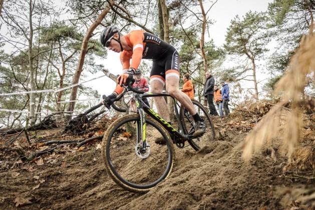 Veldrijder Roel van der Stegen houdt de wielersport voor gezien