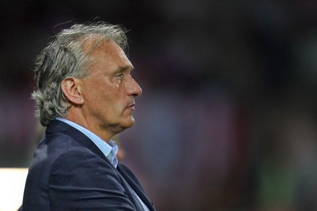 VVV-coach Maaskant: 'Simpelweg keihard werken tegen Ajax'