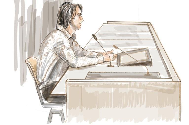 Justitie twijfelt aan verklaringen van Thijs H. over psychose