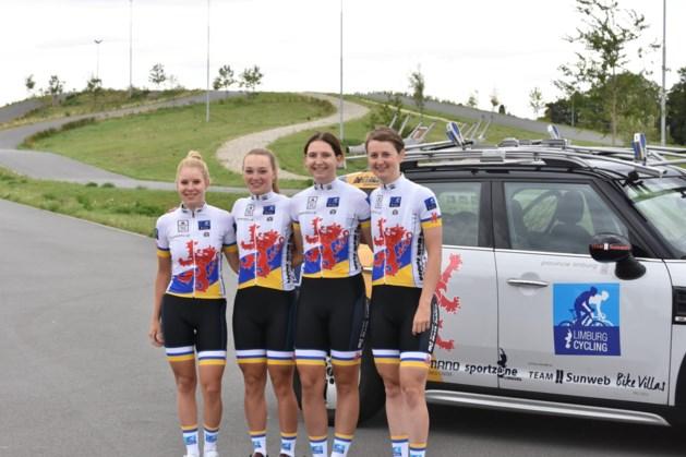 Limburg met eigen selectie in Boels Ladies Tour