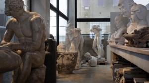 Van Michelangelo tot Voltaire: zorg over zeldzame kunstschatten van gips in Maastricht