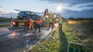 Bekeuring voor filmers van ernstig ongeval in Zeeland