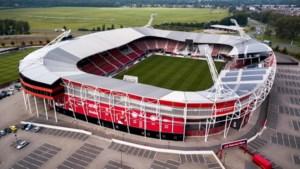 Even wat lasfoutjes herstellen of stadion sluiten en slopen?