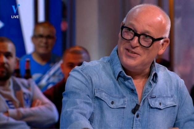René van der Gijp te laat voor uitzending, Genee en Derksen wachten