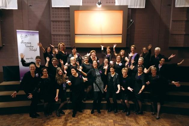 Femmes Vocales Meijel houdt jubileumconcert