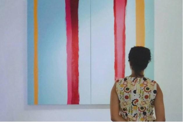 Grubbenvorst kijkt kunst tijdens atelierroute