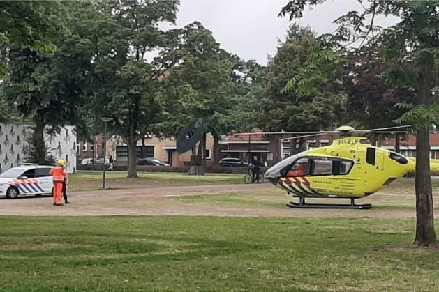 Fietser ernstig gewond na aanrijding in Venlo