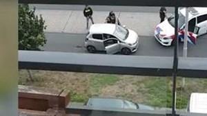 Politie rijdt Heerlenaar met nepwapen klem