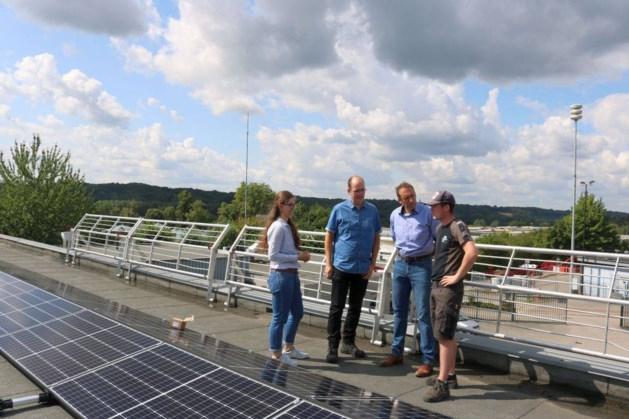 Stadhuis Valkenburg voorziet in eigen energie met 292 zonnepanelen