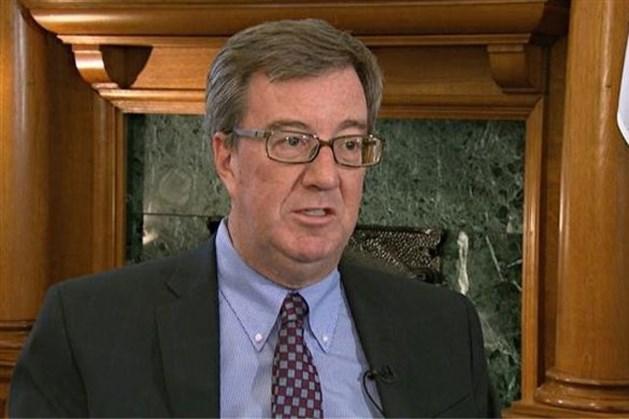 Burgemeester hoofdstad Canada na 40 jaar uit de kast: 'Beter laat dan nooit'
