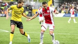 VVV-trainer Maaskant ziet lichtpuntjes na nederlaag tegen Ajax: 'We zijn op de goede weg'
