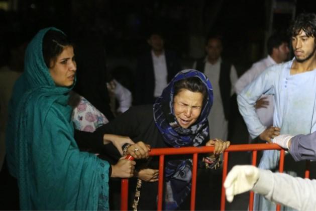Islamitische Staat claimt aanslag op bruiloft in Kabul