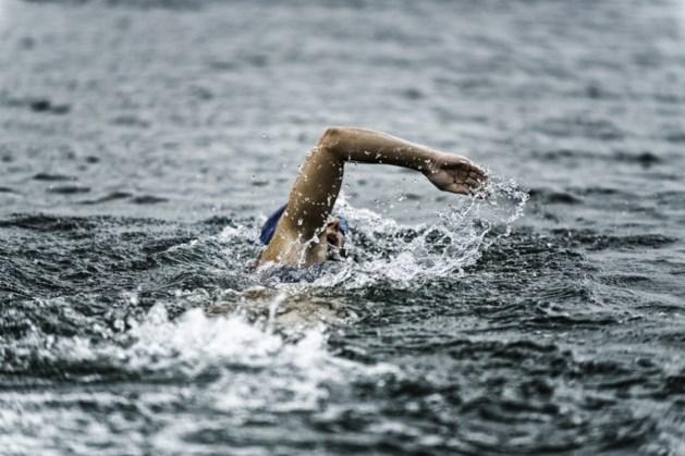 Lisa Dreesens klopt Beckers bij NK marathonzwemmen