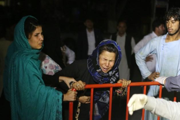 Ruim 60 doden door aanslag op bruiloft Kabul