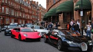 Flitscamera's Londen gaan automatisch lawaaiige sportwagens bekeuren