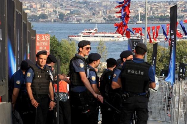 Honderden Turken opgepakt in PKK-onderzoek