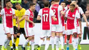 Podcast: 'Een voetbalweekend zonder Ajax, PSV, Feyenoord en AZ slaat nergens op'