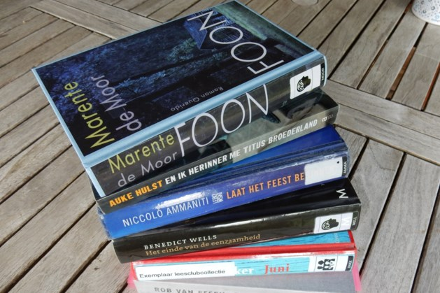 Samen lezen en boeken bespreken in de Leeskring van 't Paradies in Roermond