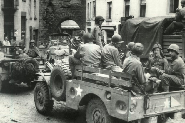 Klooster Wittem gedenkt 75 jaar bevrijding