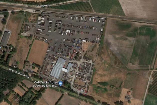 CAB Trucks wil logistiek bedrijventerrein opzetten aan Roermondseweg in Weert