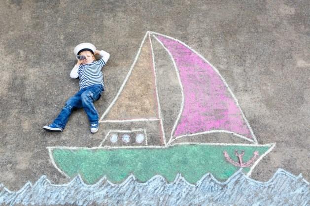 Reis Mee! tijdens Kinderboekenweek op Maashopper