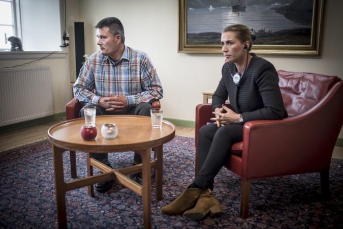 Premier Kim Kielsen van Groenland wil VS wel terugkopen, onder voorwaarden