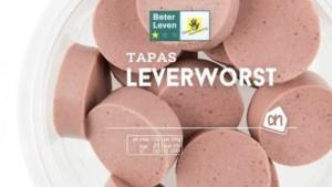 Listeria-bacterie gevonden in leverworst AH