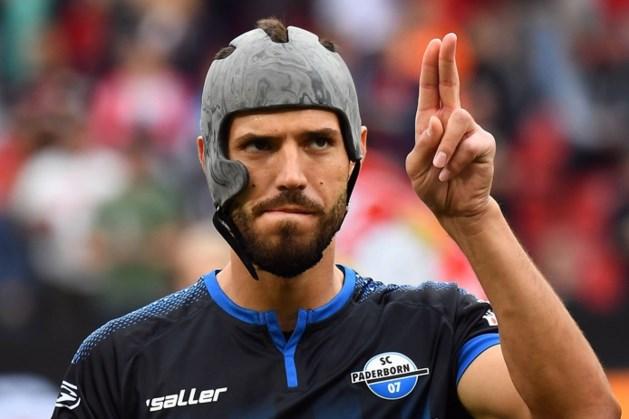 Bundesliga-speler pleit voor helmplicht in profvoetbal