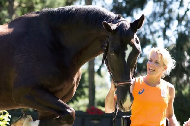 Nicole den Dulk pakt brons op EK in Rotterdam
